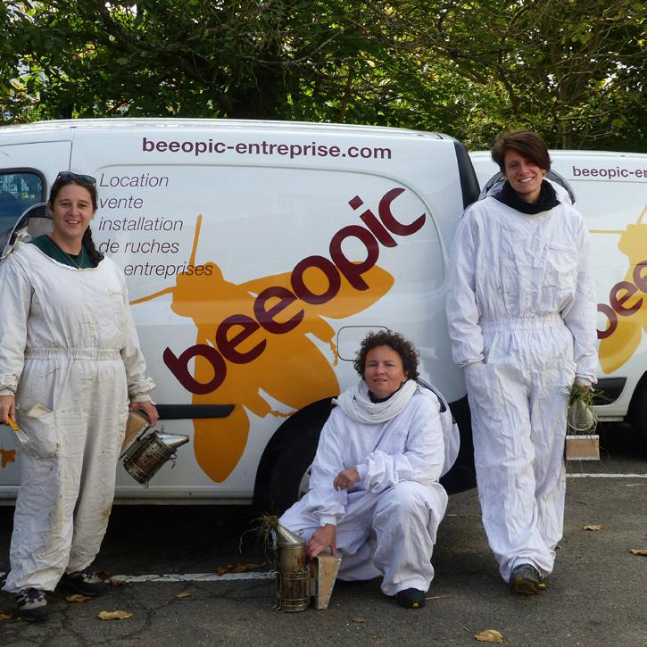 The Beeopic team